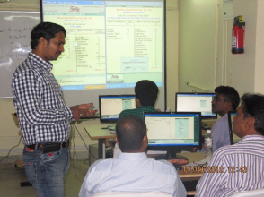 Tally Corporate Training